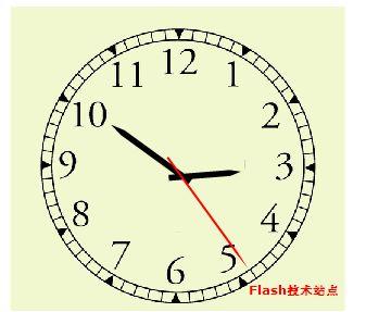 小学生手工制作钟表方法图片